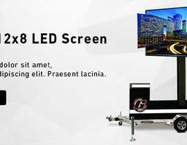 #31 for 3D LED Screen Banner Design by ducdungbui