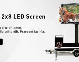#33 for 3D LED Screen Banner Design by ducdungbui