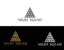 #61 for Night Squad Logo Design by NeriDesign