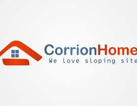 #112 untuk Logo Design for Corrion Homes oleh b0bby123