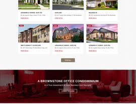 #24 for Design a Website Mockup for an Office Condominium Website  Redesign by yasirmehmood490