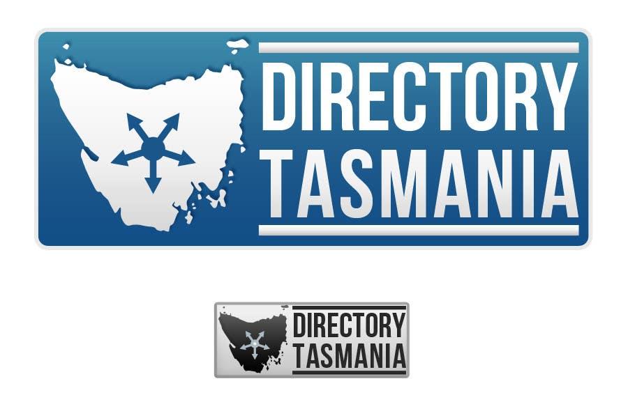 Inscrição nº                                         36                                      do Concurso para                                         Logo Design for Directory Tasmania