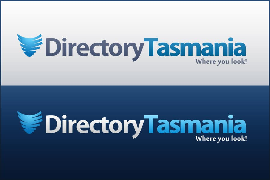 Inscrição nº                                         439                                      do Concurso para                                         Logo Design for Directory Tasmania
