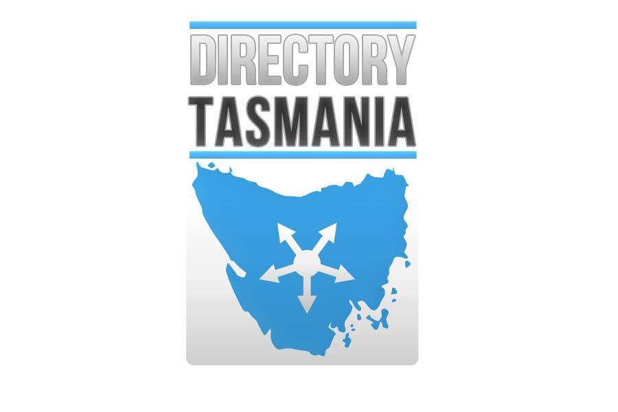 Inscrição nº                                         42                                      do Concurso para                                         Logo Design for Directory Tasmania