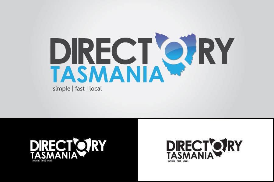 Inscrição nº                                         468                                      do Concurso para                                         Logo Design for Directory Tasmania