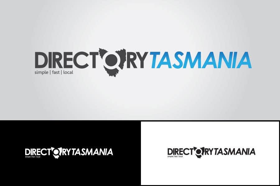 Inscrição nº                                         494                                      do Concurso para                                         Logo Design for Directory Tasmania