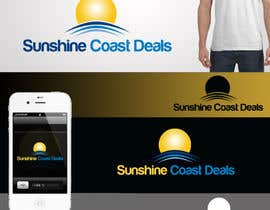 #21 para Graphic Design for Sunshine Coast Deals por Anamh
