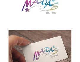 #47 for Logo Design - Mada's Butique by wpurple