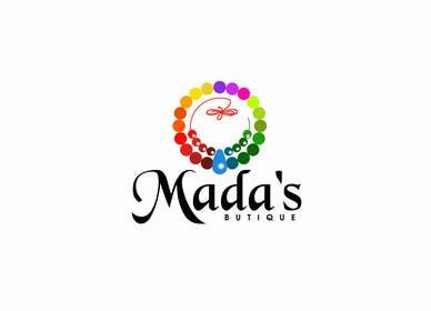 #2 for Logo Design - Mada's Butique by ekreative