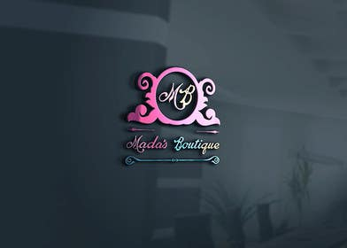 #46 for Logo Design - Mada's Butique by GpShakil