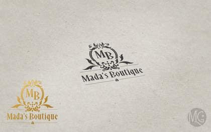 #21 for Logo Design - Mada's Butique by vovaart