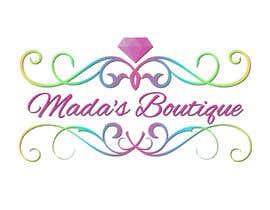 #48 for Logo Design - Mada's Butique by ikanata