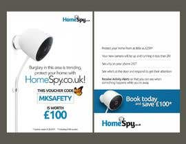 #13 for Design a two side A5 Flyer for home security installation company by vividworx