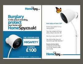 #14 for Design a two side A5 Flyer for home security installation company by vividworx