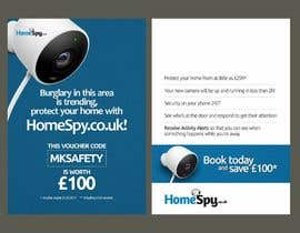 #15 for Design a two side A5 Flyer for home security installation company by vividworx
