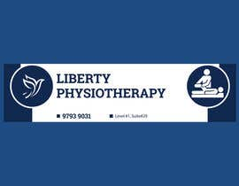 #93 for Design a Lightbox sign for our physiotherapy clinic by abscondet