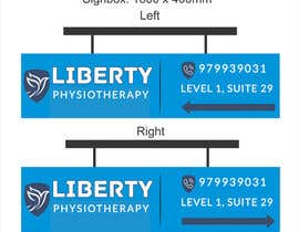 #84 for Design a Lightbox sign for our physiotherapy clinic by WillPower3