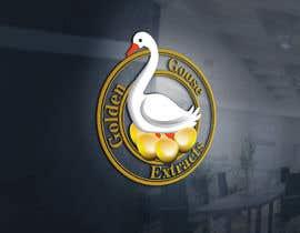 #95 for Golden Goose Logo by darkoosk