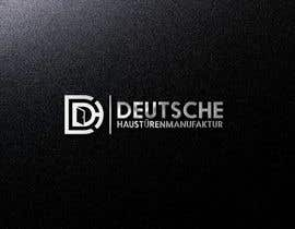 "#43 for Design a Logo for my company ""DEUTSCHE HAUSTÜRENMANUFAKTUR"" by eddesignswork"