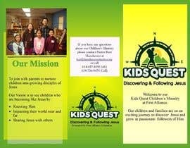 #1 for Design a Brochure KIds by tawniatrayers