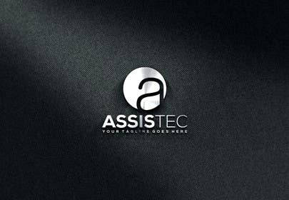 #67 for Diseñar un logotipo - Assistec by Graphics786Aman