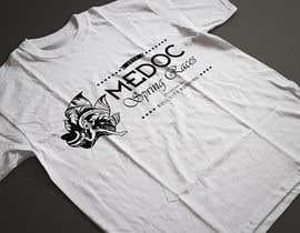 #25 for Medoc Race T-Shirt - Tweak Existing Logo by fesiiqbal