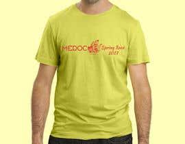 #30 for Medoc Race T-Shirt - Tweak Existing Logo by makaryo