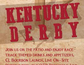#3 for 11x17 Graphic for Kentucky Derby Party by Alanvduy
