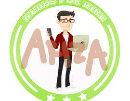 #24 for Design a Logo with a cartoon/caricature for a tutoring and tech support service by ArsyaVeranda