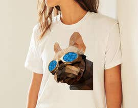 #126 for Design an awesome stylised Dog T-shirt by BryanGarban