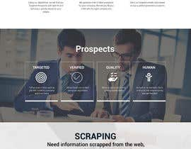 #42 for Design a Website Mockup by saidesigner87