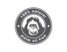 #56 for Palm Oil Free Logo by ganjarelex