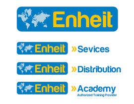 #46 для Logo Design for Enheit от santarellid