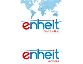 #63 para Logo Design for Enheit por liviug