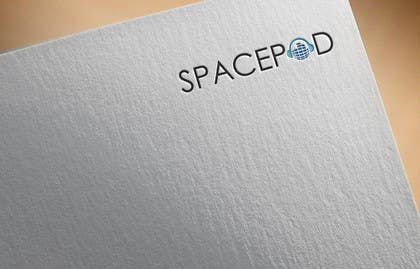 #153 for New Logo for Spacepod by ASUSDESIGNER