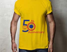 #20 for Design a Logo for 50th Anniversary Event by zzaimulz