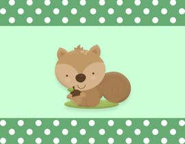#5 for Graphic Design: Baby Theme Background by milicabalaban