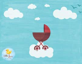 #10 for Graphic Design: Baby Theme Background by gfedcba