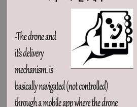 #1 for Design the first ever Food delivery Drone. Earn 400$ by telling us your idea for a mechanism that drops food deliveries from a drone by Neverseendesign