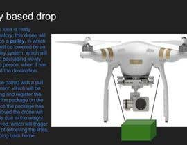 #4 for Design the first ever Food delivery Drone. Earn 400$ by telling us your idea for a mechanism that drops food deliveries from a drone by MartinTjG