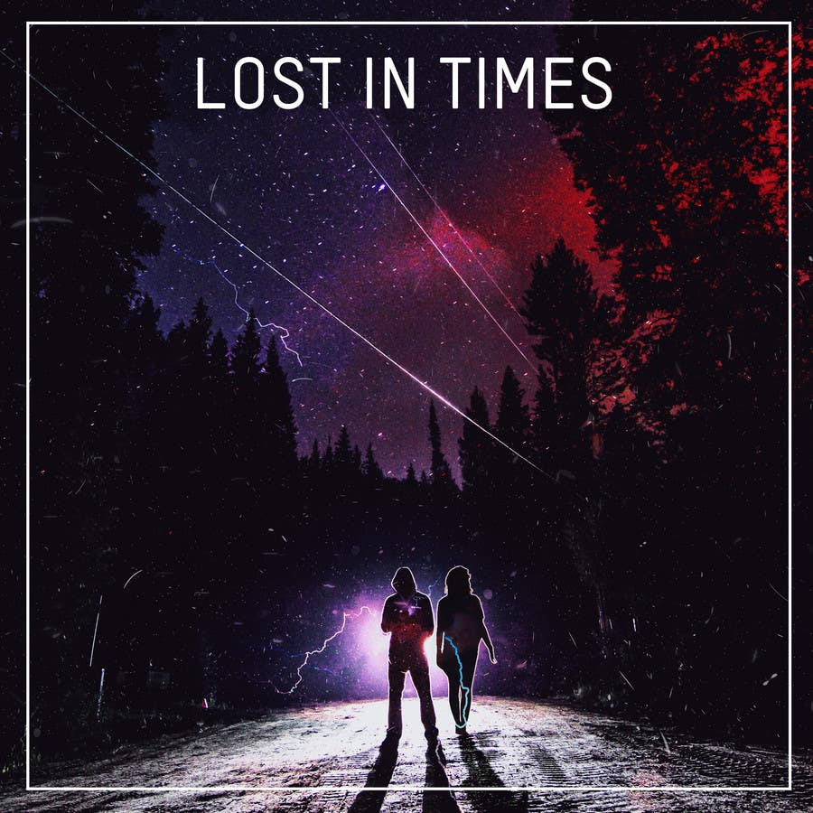 "Contest Entry #51 for I need a graphic Design for CD front cover. ""Lost in Times"""