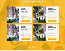 #33 for Design a Website Mockup by visualdesignweb