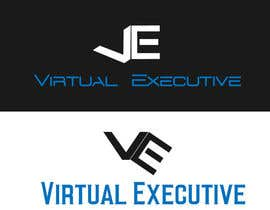 #149 for Design a Logo - Virtual Executive by mohammadali008