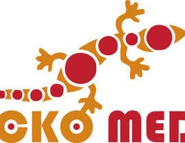 #19 for logo design - gecko shaped. geckotv by feliperamonadm