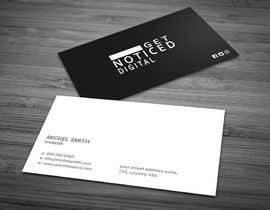 #230 for Design some Business Cards for Get Noticed by triptigain