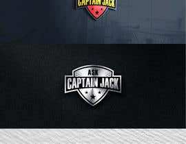 #84 for Ask Captain Jack logo by saifydzynerpro