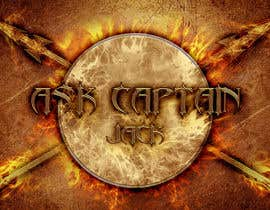 #91 for Ask Captain Jack logo by Mohsin0086