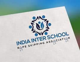 "#6 for Logo for ""India Inter School Rope Skipping Association"" by TigerLitu"