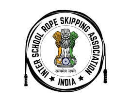 """#50 for Logo for """"India Inter School Rope Skipping Association"""" by dreamlearner"""