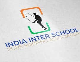 "#49 for Logo for ""India Inter School Rope Skipping Association"" by anjusnav"
